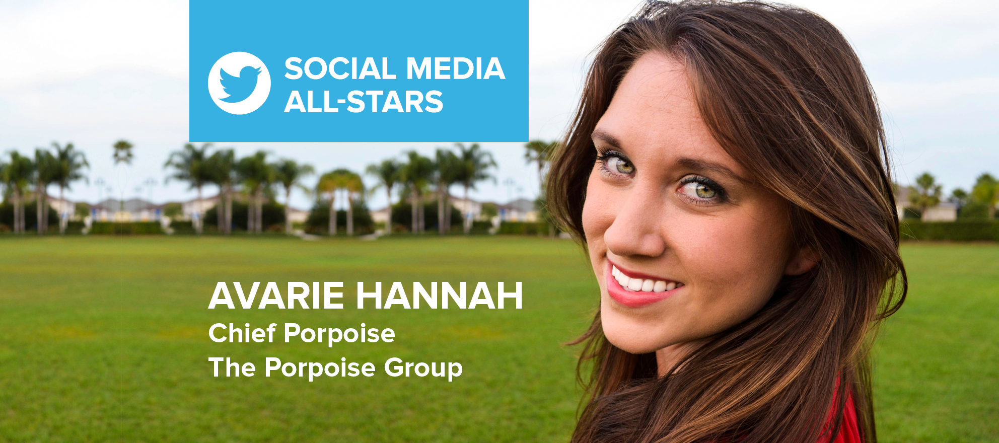 Avarie Hannah: 'Social media is not going anywhere'
