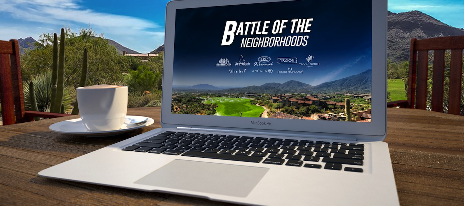 'Battle of the Neighborhoods': A case study in North Scottsdale, Arizona