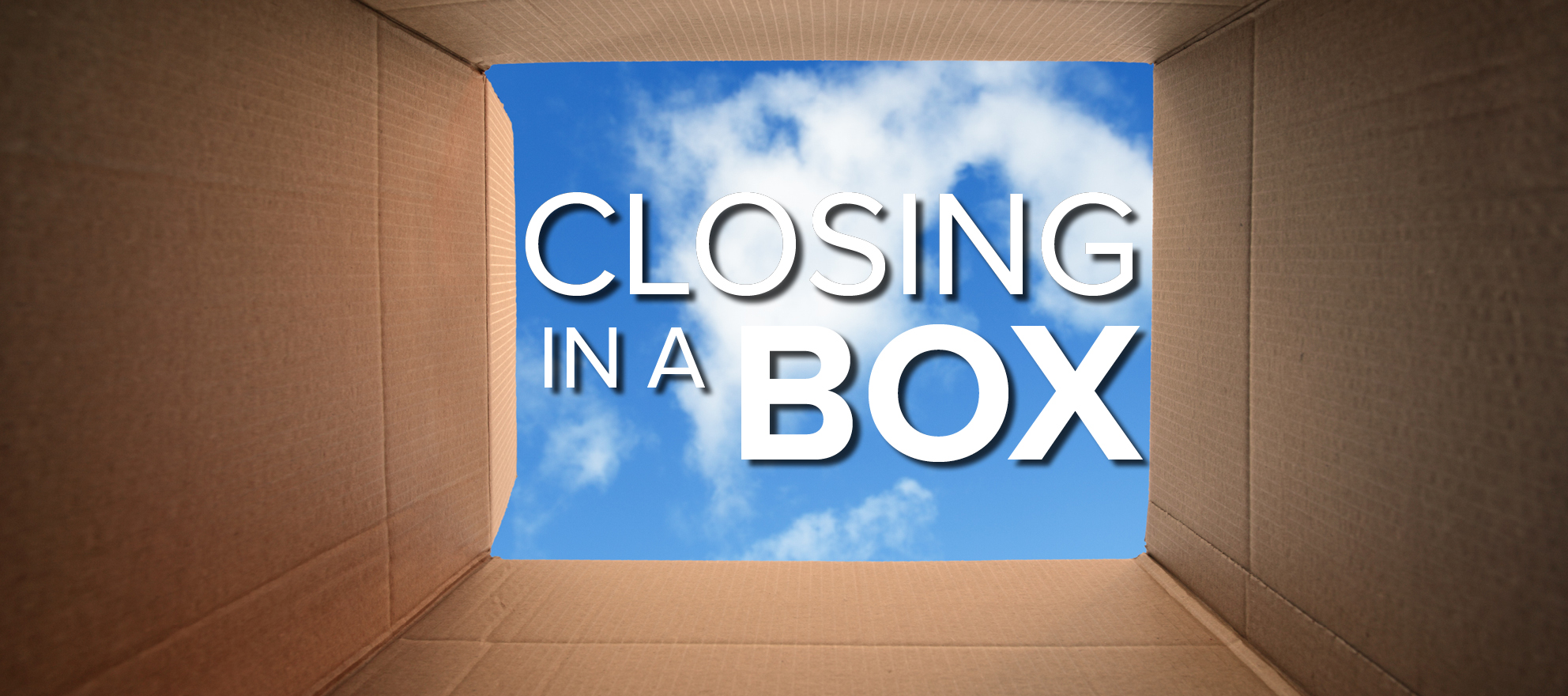 Deliver a 'closing in a box' and win $25K