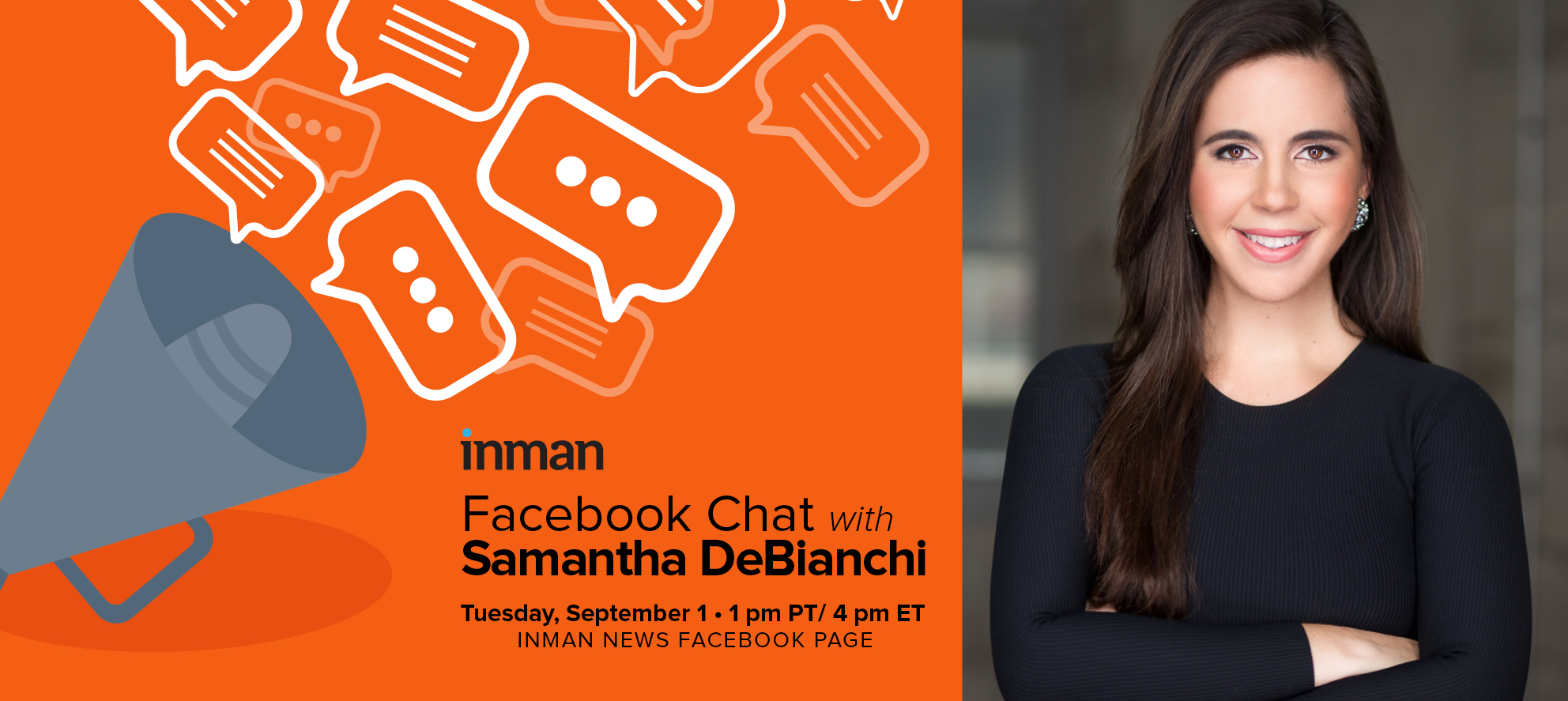 Highlights from chat with Samantha DeBianchi of 'Million Dollar Listing Miami'