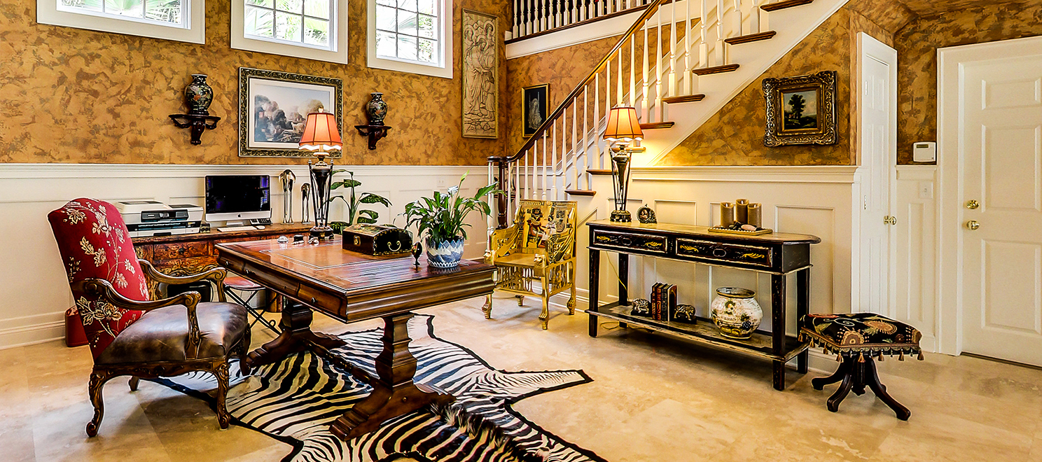 3-D home of the day