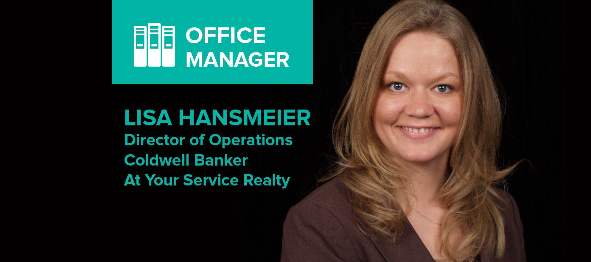 Lisa Hansmeier: 'We are 100 percent family here'