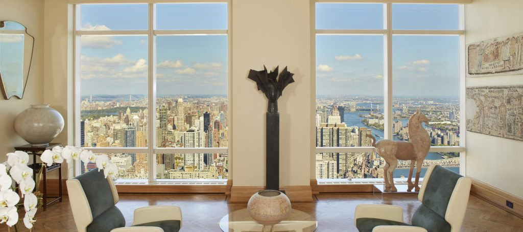 Luxury listing of the day: striking condo in Midtown East, NYC