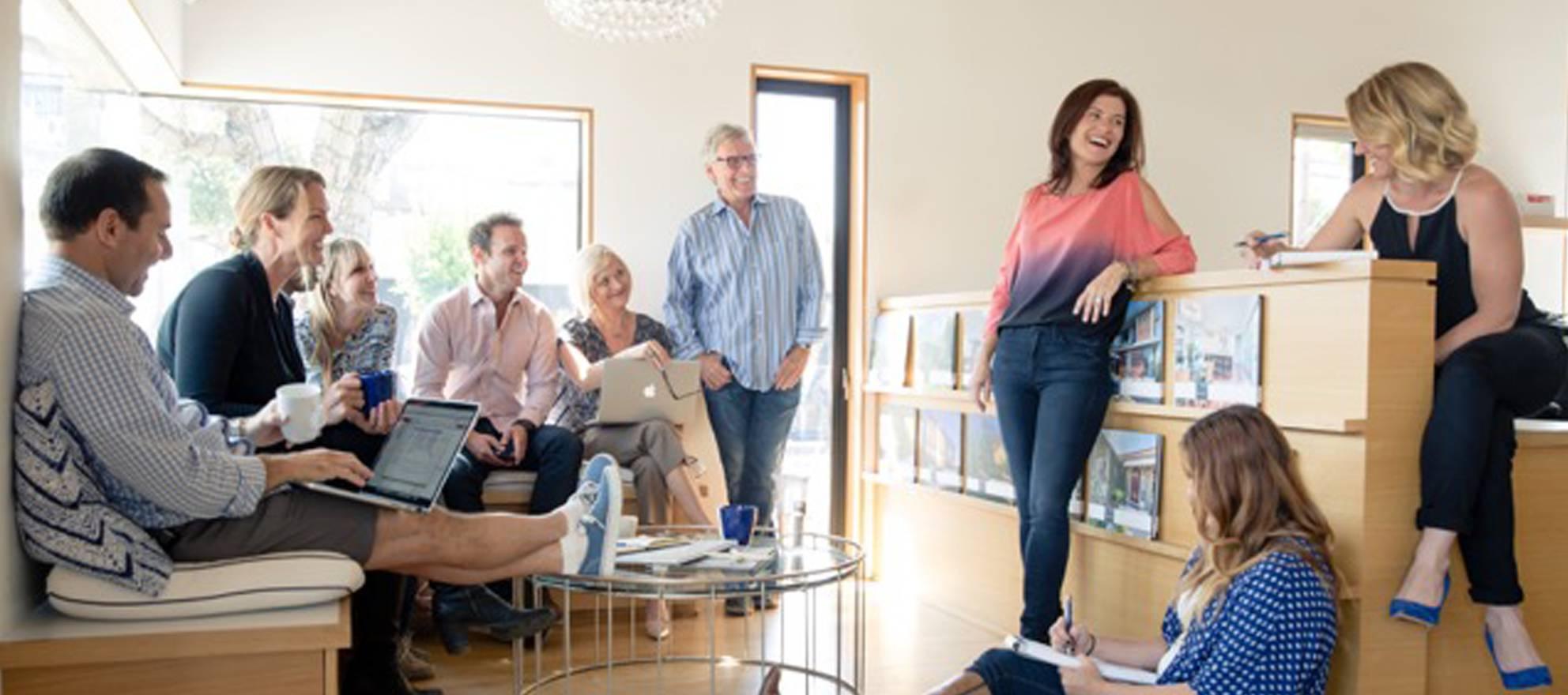 Los Angeles brokerage Pardee Properties hums as one big real estate team
