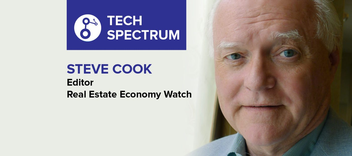Steve Cook: 'Consumers are ticked that they are not realizing any benefit from technology in real estate'