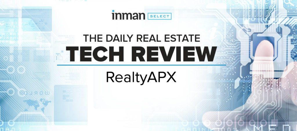 Need to better manage your real estate brokerage? Try RealtyAPX