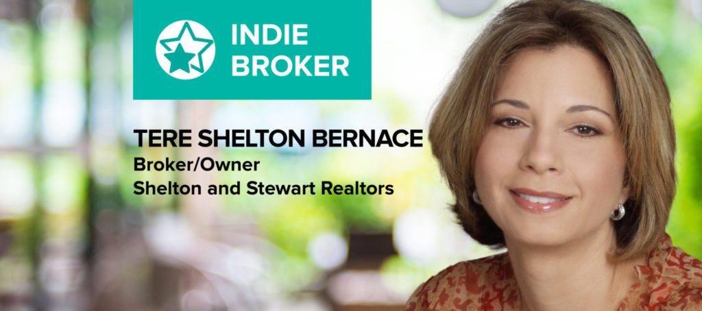 Tere Shelton Bernace: 'We've developed a strong niche in our market and do not feel that a franchise name brings any significant value'