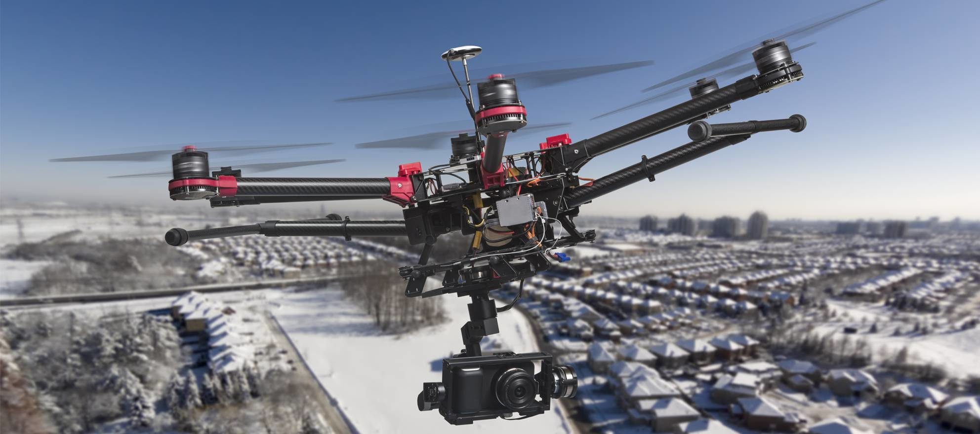 Hendrix secures drone exemption