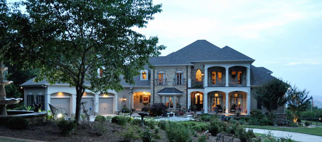 Luxury listing of the day: Monte Sano Mountain home in Huntsville, Alabama