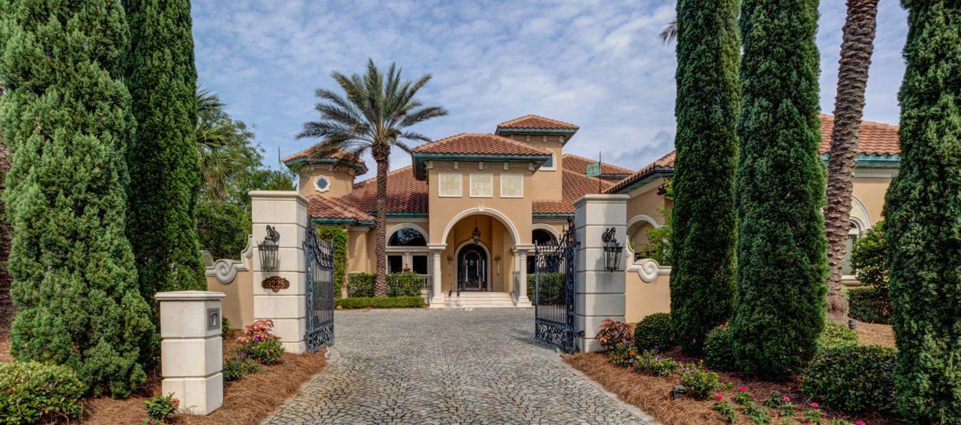 Luxury listing of the day: Italian villa in Miramar Beach, Florida