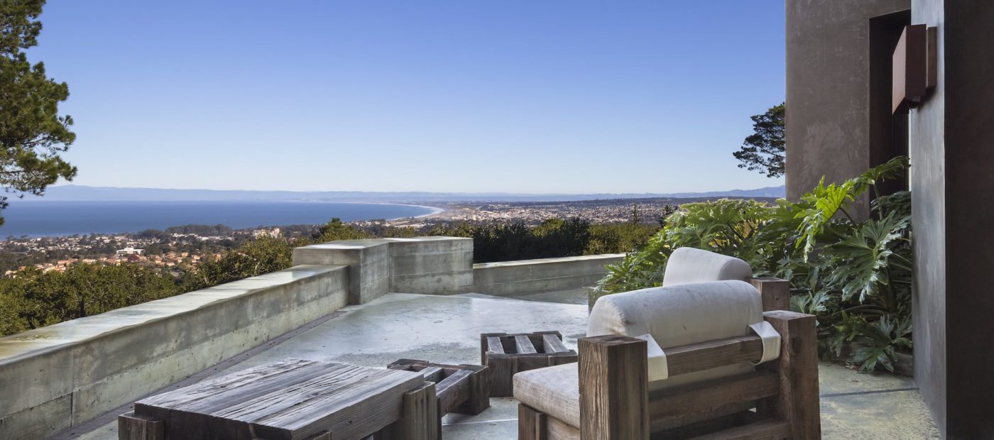 Luxury listing of the day: Tres Paraguas in Carmel, California