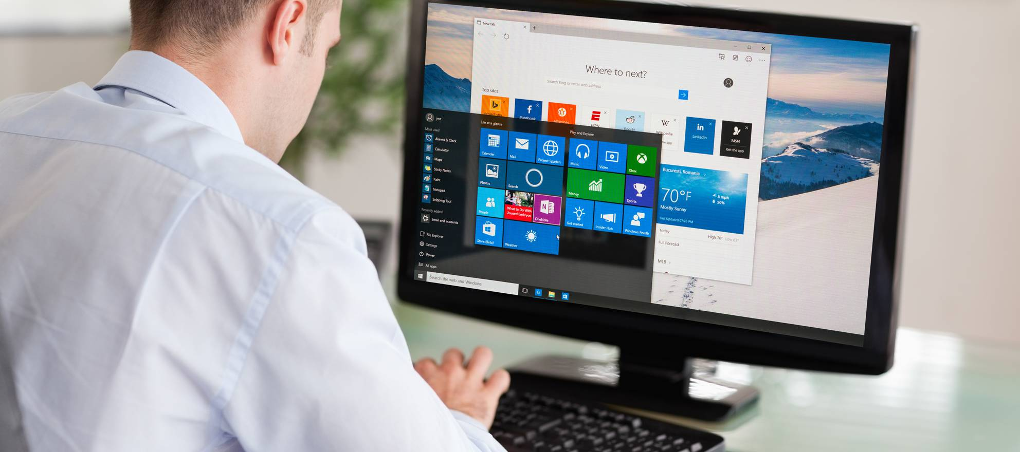 3 simple steps to easily install Windows 10