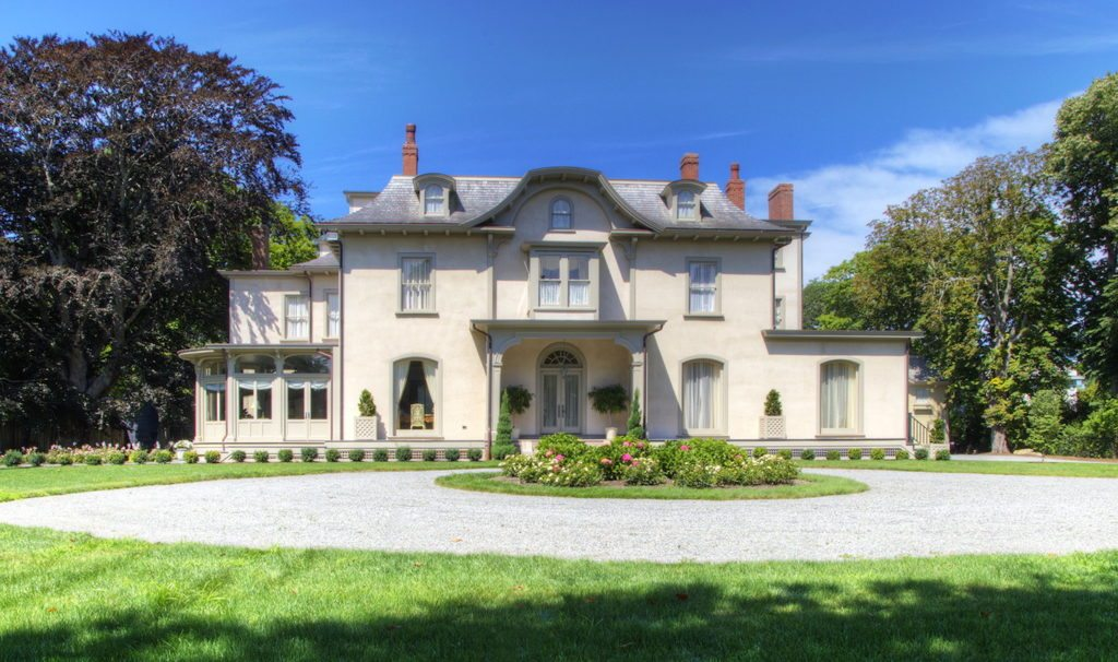 Luxury listing of the day: Quatrel estate in Newport, Rhode Island