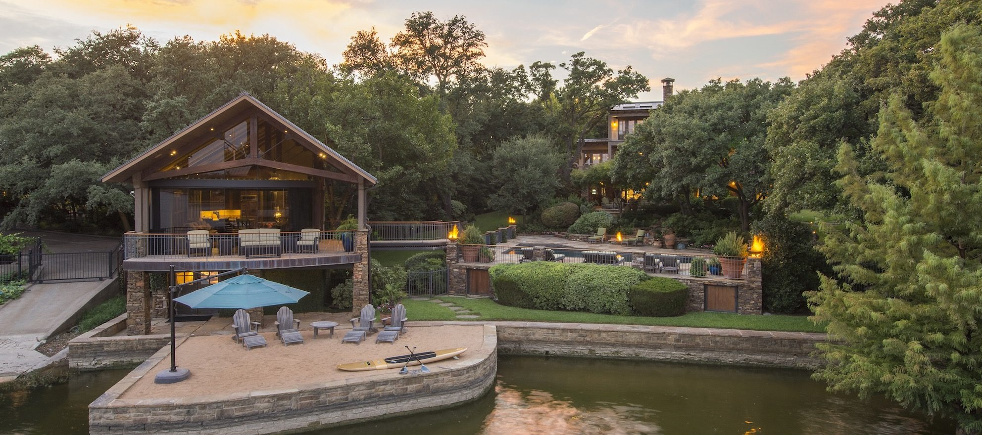Luxury listing of the day: Mariposa del Lago in Fort Worth, Texas