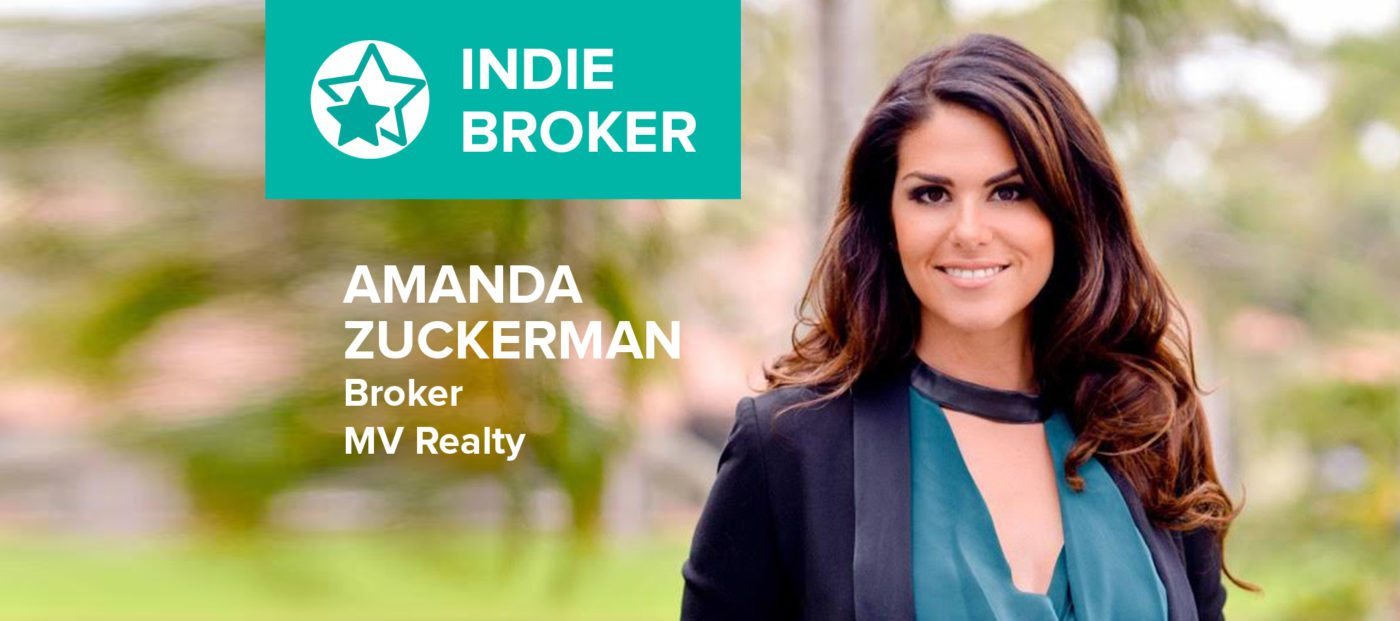 Amanda Zuckerman: 'I'm all about change and risk'