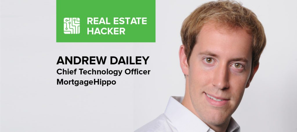 Andrew Dailey: 'People don't buy a home to get a mortgage; they get a mortgage to buy a home'