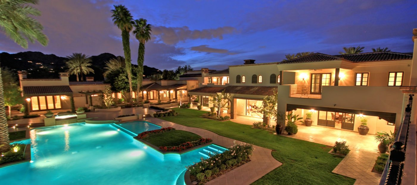 Luxury listing of the day: Sprawling 11-bedroom estate in Paradise Valley, Arizona