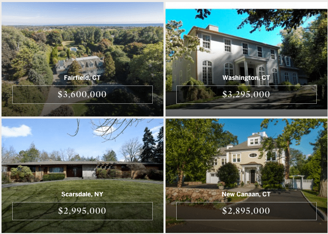 Williampitt com's website does everything a real estate site should