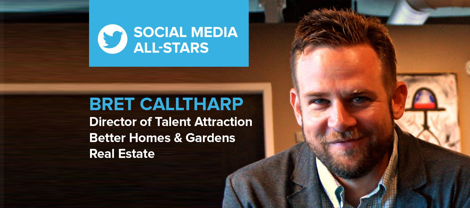 Bret Calltharp: 'Social media should be you; you can't delegate your psyche'