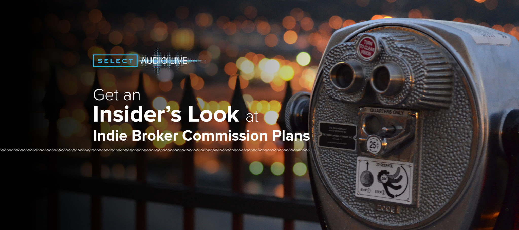 Which commission plans work best for indie brokers?