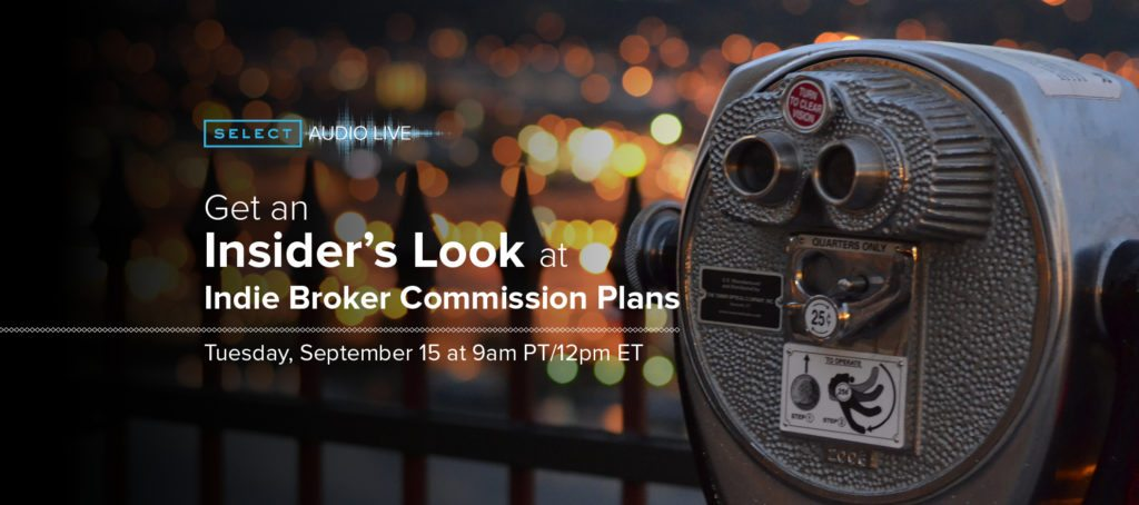 Get an insider's look at indie broker commission plans