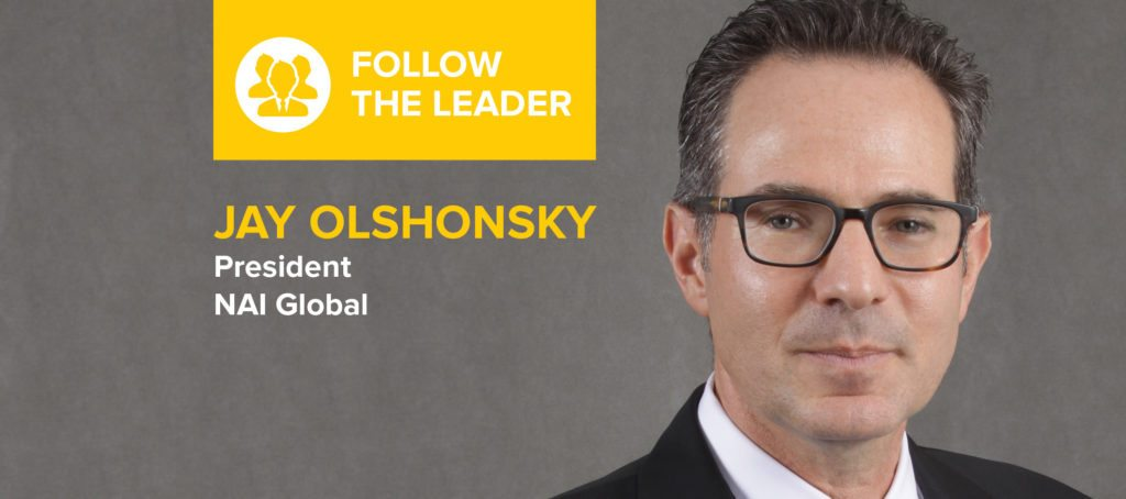 Jay Olshonsky on laying a business foundation for growth and strength