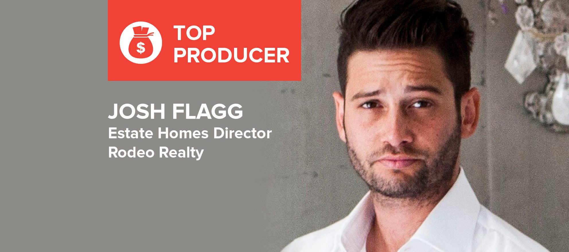 Josh Flagg on selling his first home at 18