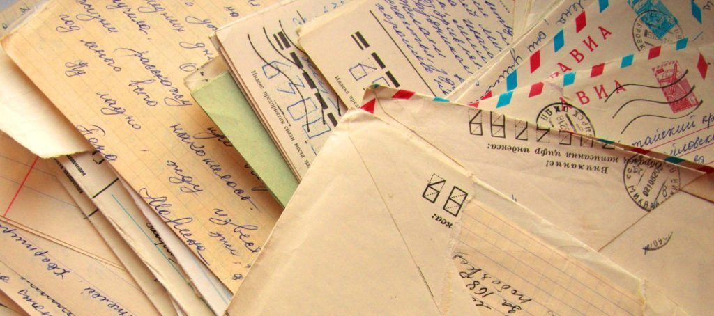 Letters from: real estate broker Cheryl Spangler