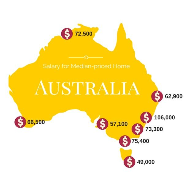 Map-Salary-for-Median-Priced-House