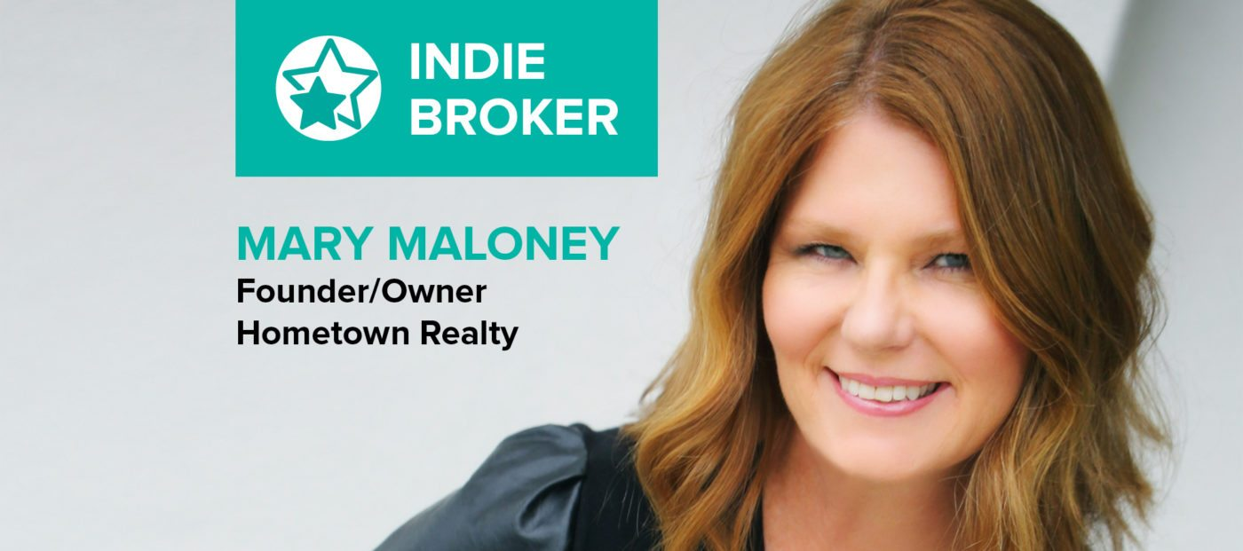 Mary Maloney: 'Bigger real estate isn't always better real estate'