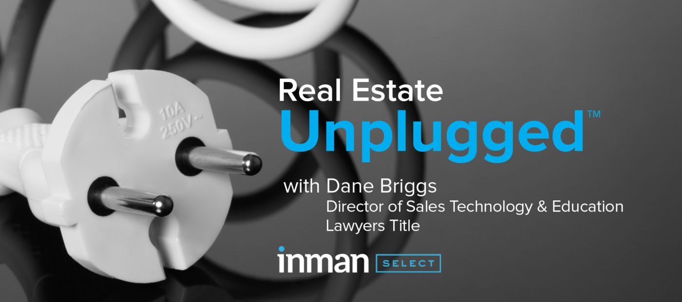 Dane Briggs on why past clients are built-in leads and helping agents differentiate themselves