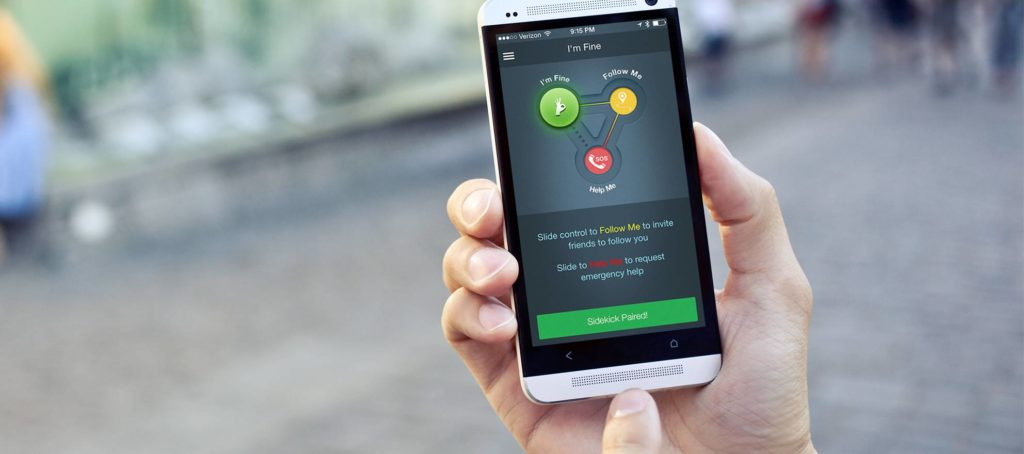 Real estate agents get another safety app, React Mobile