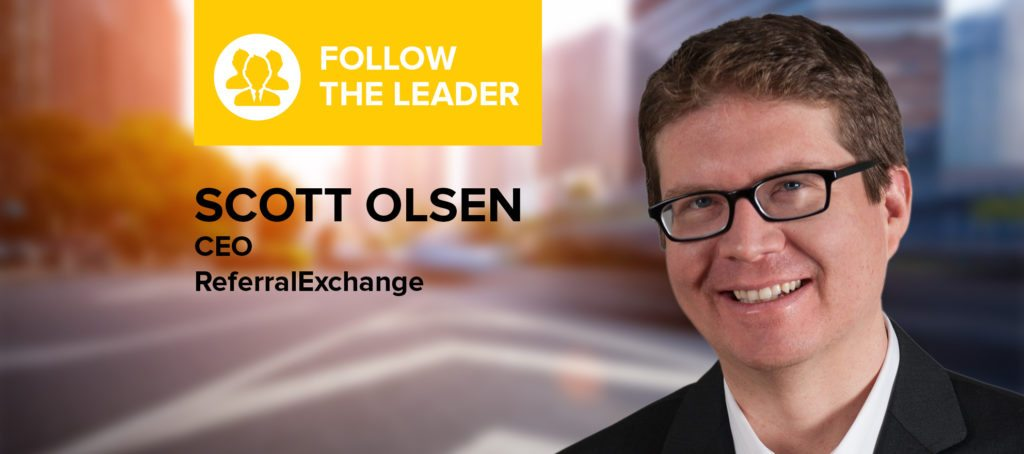 Scott Olsen: 'I'm continuously impressed by the service and support our partner agents provide.'