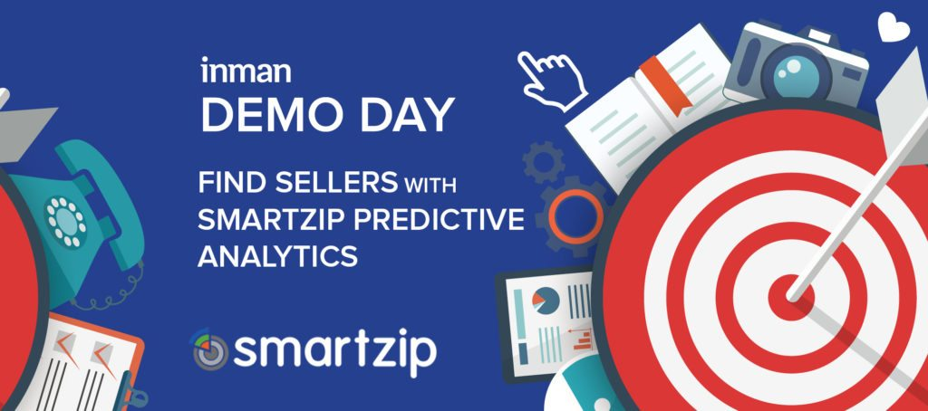 Find sellers with SmartZip predictive analytics