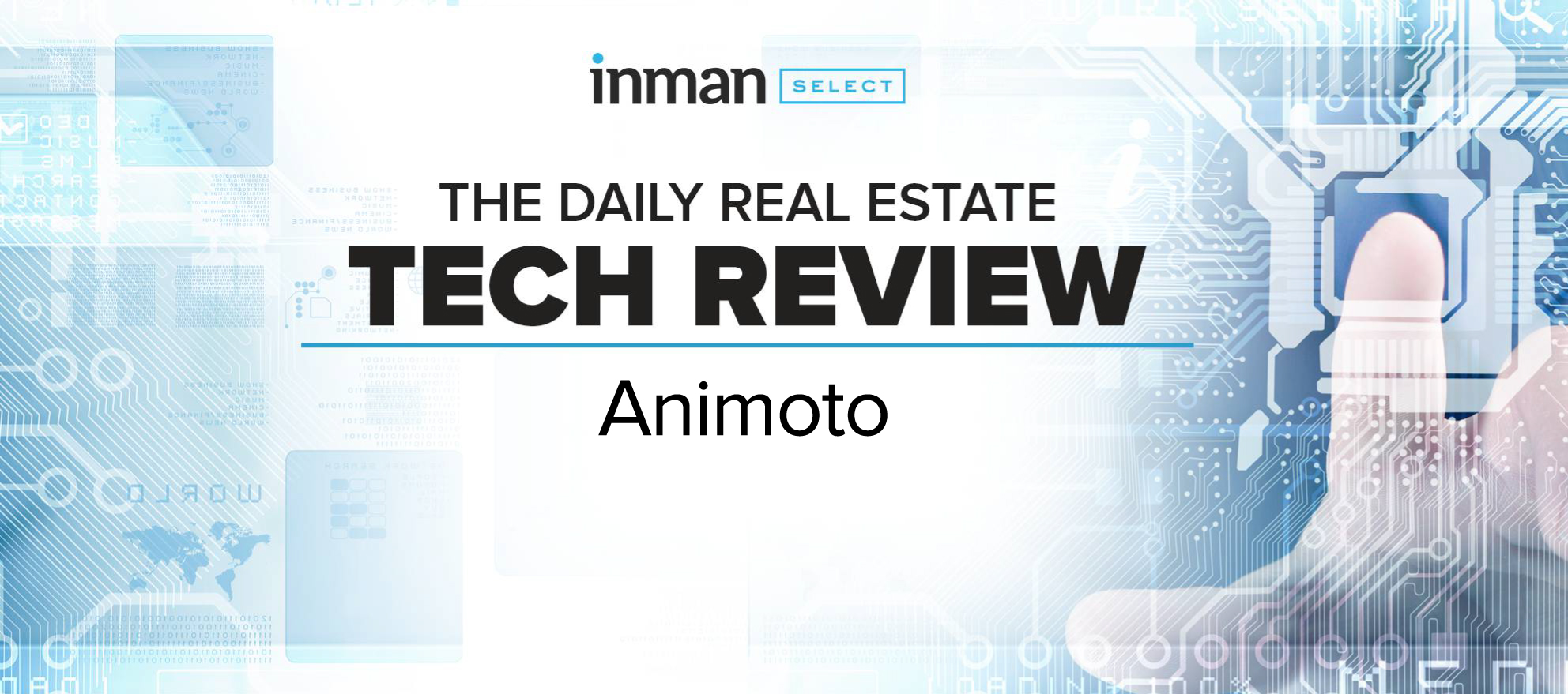 Animoto makes listing videos and slideshows simple and effective