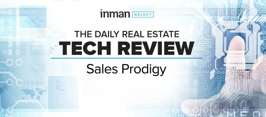 Social selling comes to real estate in Sales Prodigy app