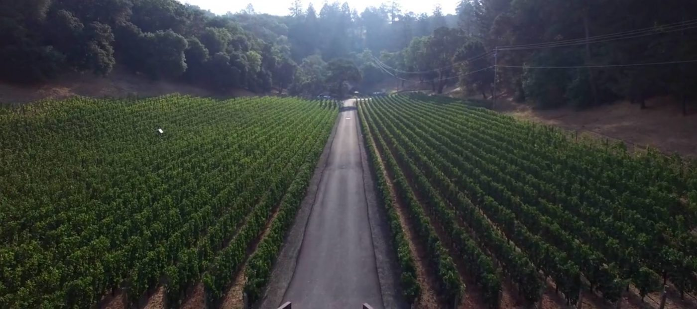 Listing video of the day: Creating the ultimate Napa wine estate