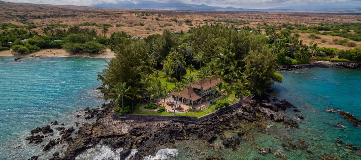 Luxury listing of the day: Neil Young's Hawaii getaway