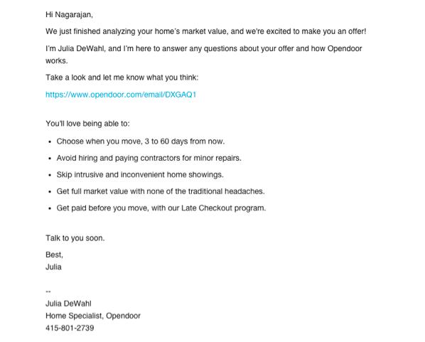opendoor 7 email