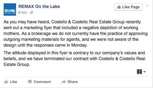 remax-on-the-lake-announcement