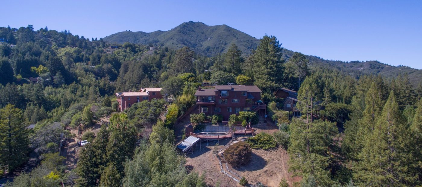 Luxury listing of the day: Gayle Delaney's Marin County, Calif., escape
