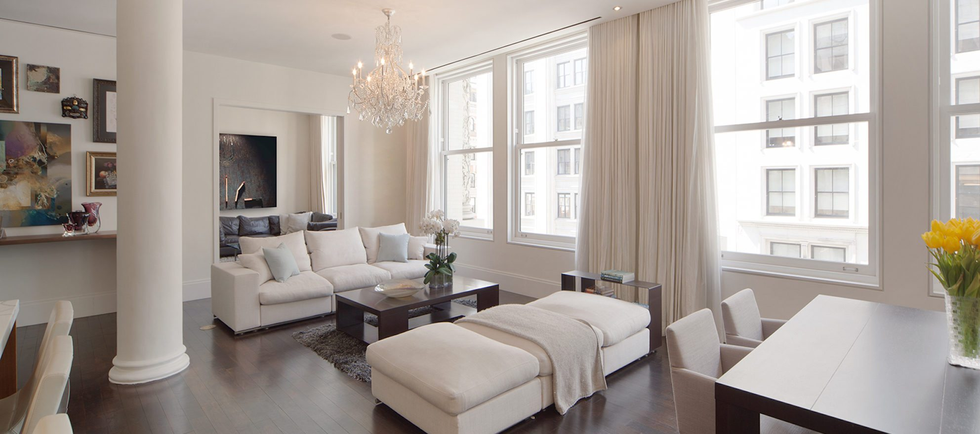 Luxury listing of the day: 4-bedroom condo in NYC's Flatiron District