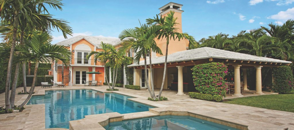 Luxury listing of the day: Gorgeous 6-bedroom mansion in Palm Beach, Fla.