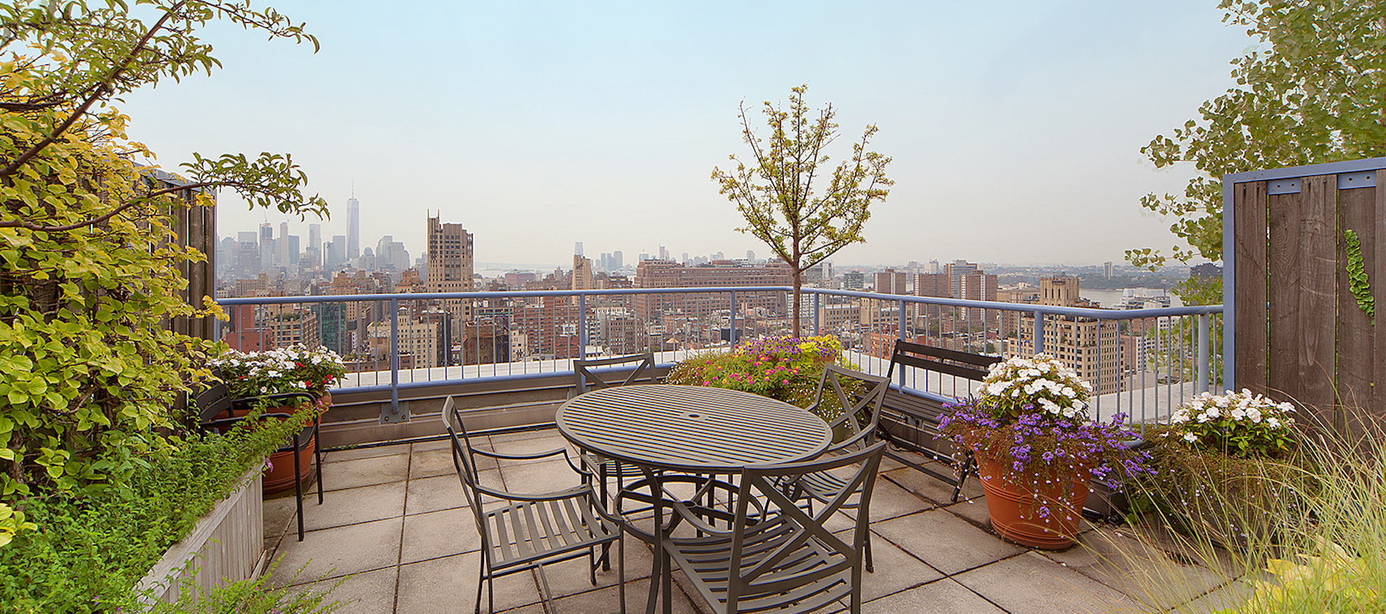 Luxury listing of the day: 2-bedroom condo penthouse in NYC
