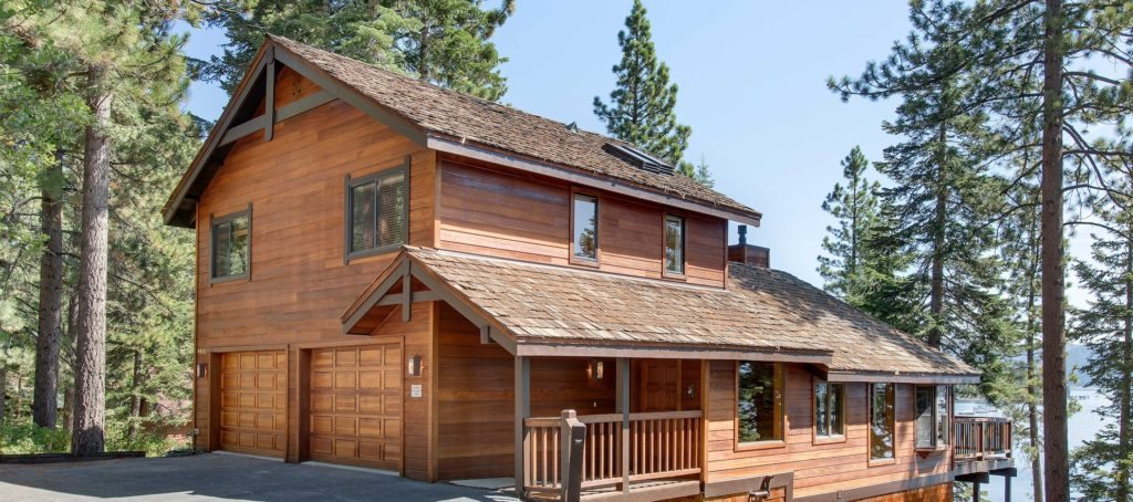 Luxury listing of the day: Lakeshore home in Tahoe City, Calif.