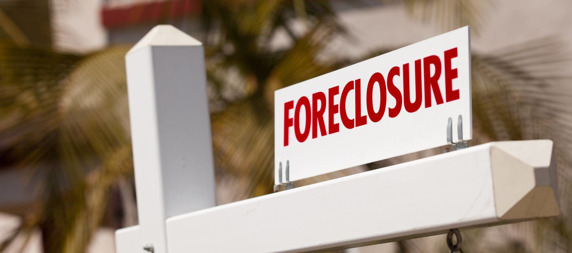Depending on how you count it, DC is a foreclosure leader