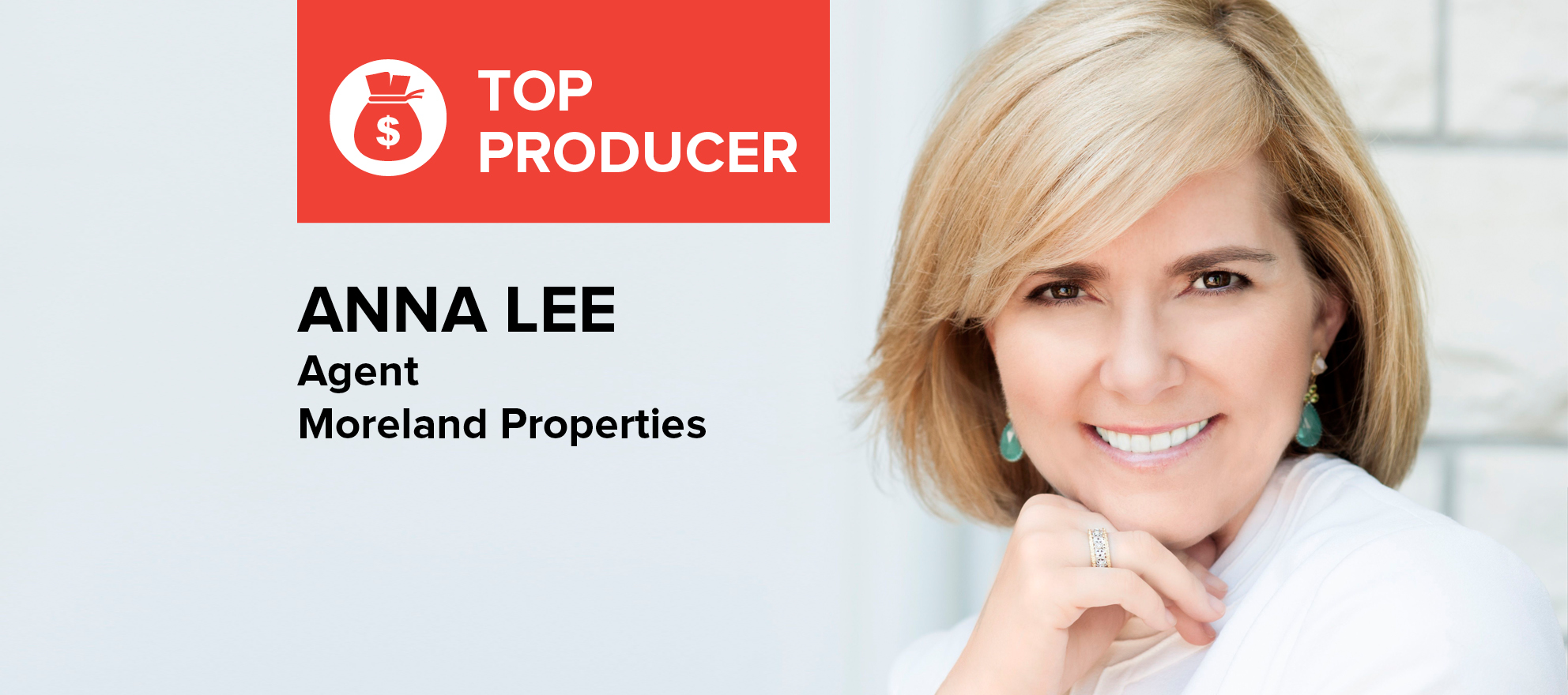 Anna M. Lee: 'My job is part hunter and finder, therapist, communicator, forecaster ...'