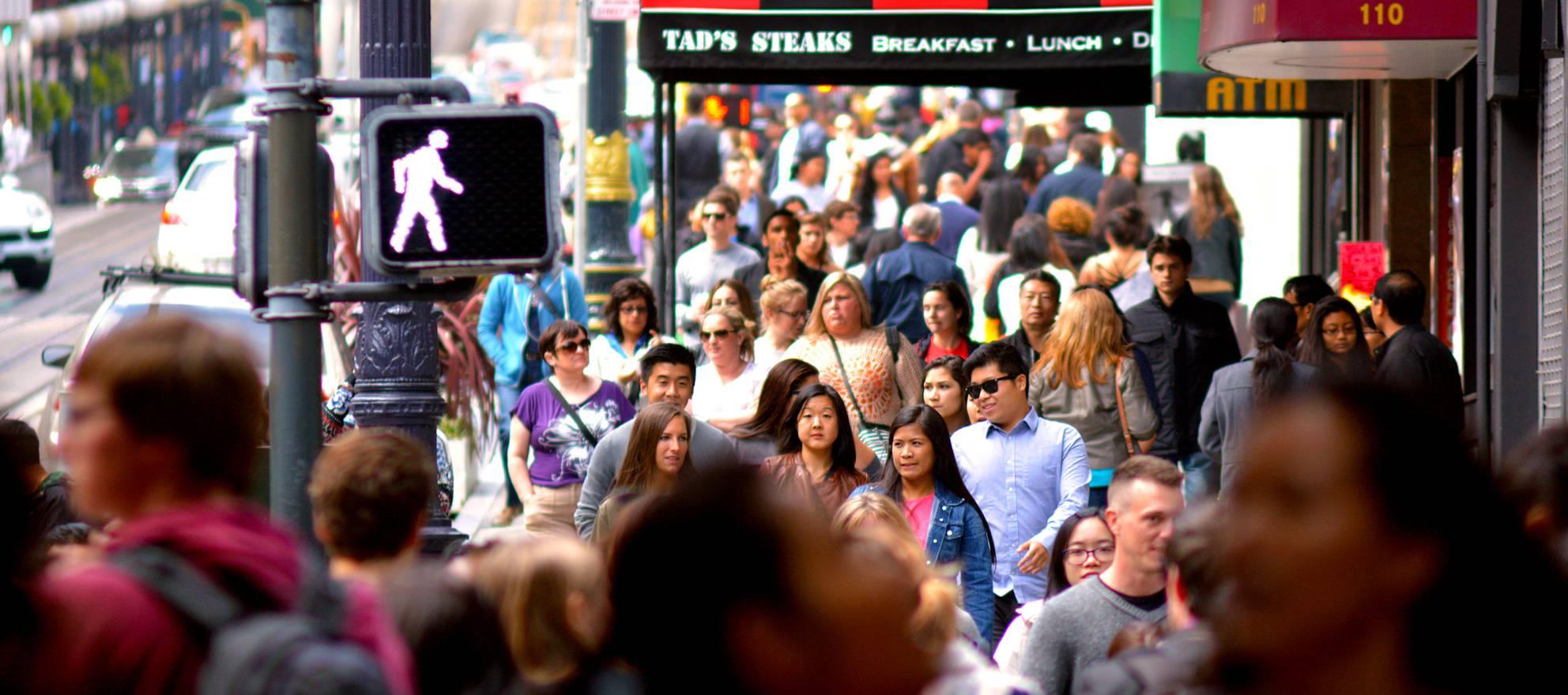 SF commuters