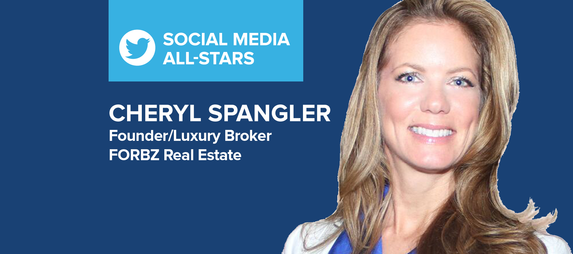 Cheryl Spangler: 'Social media is not going away; I will master it, period'