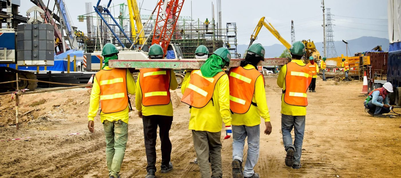 Construction sector job growth means inventory relief lies ahead